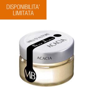 MIELE DI ACACIA 125 grammi © Azienda Apistica Mario Bianco di Bianco A. - via Morteo 20 - 10014 Caluso (To)